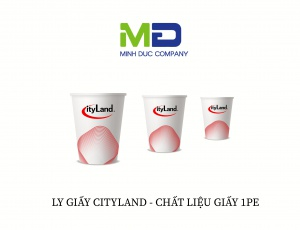 LY GIẤY IN LOGO CITYLAND