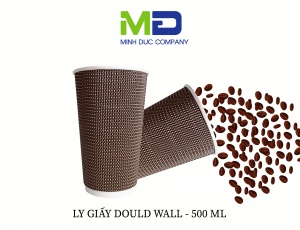 LY GIẤY  DOULD WALL