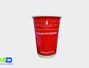 Ly Giấy Fastfood
